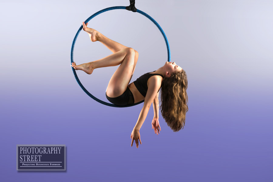 pole fitness image