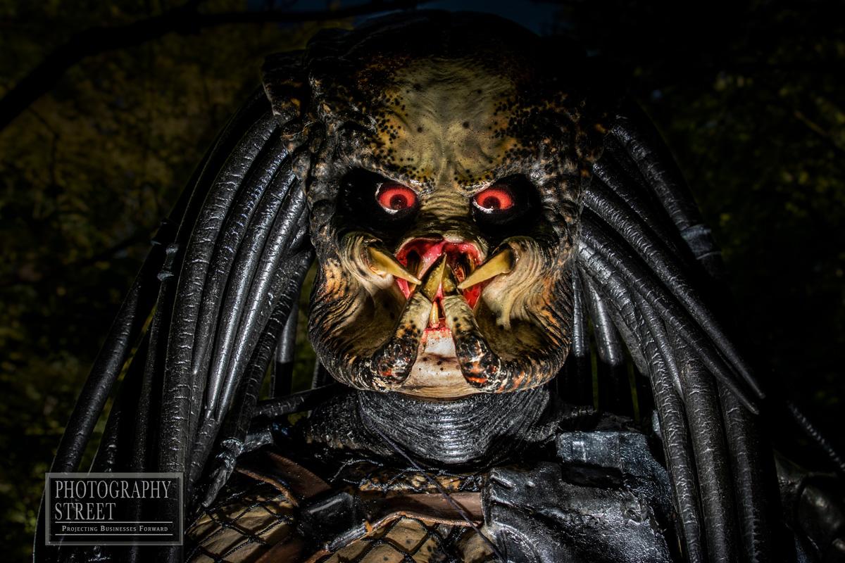 Spooky Predator
